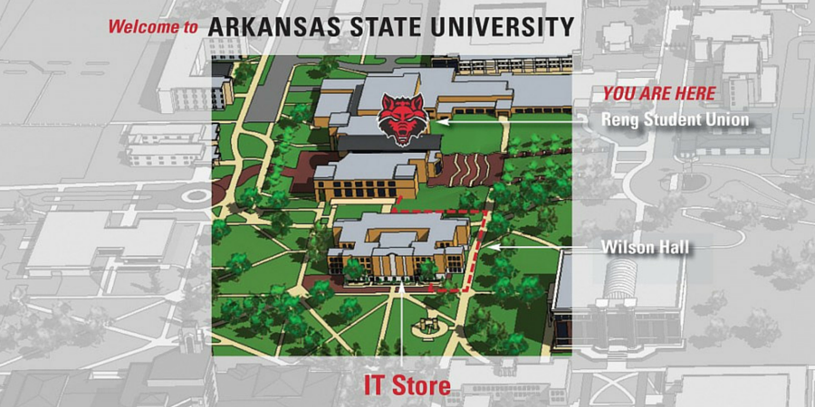 IT Store Map