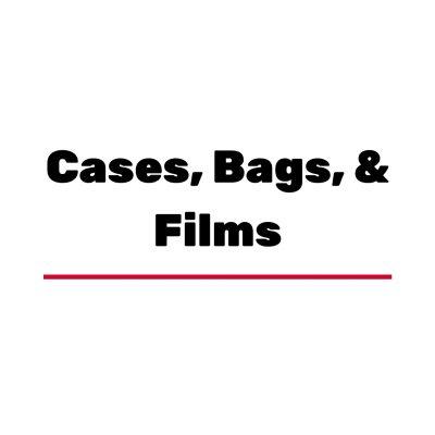 Cases, Bags, & Films